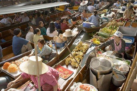 Excursion privée sur le marché...
