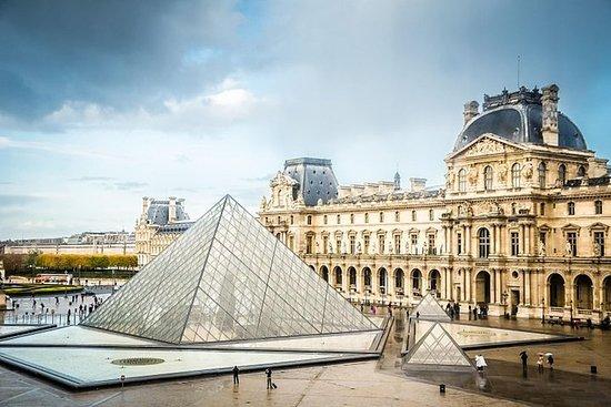 免排队:卢浮宫博物馆语音解说之旅