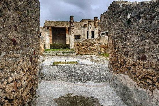 Pompeii and Amalfi Coast Private Day...