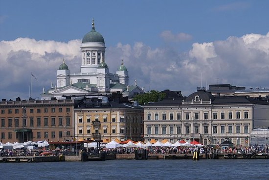 Private Walking Tour: Helsinki in Half a Day