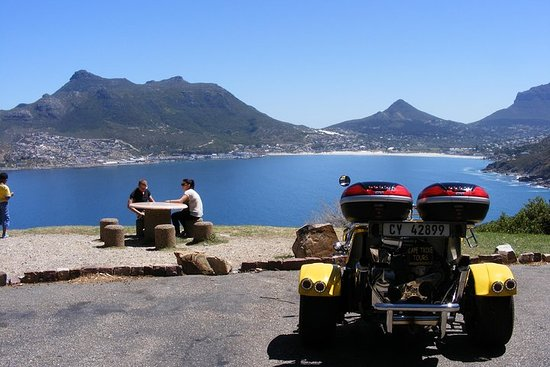 Cape Point en Peninsula Trike Tour ...