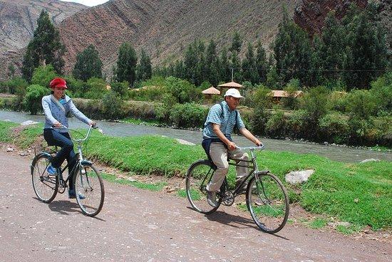 Vallée sacrée à vélo de Cusco