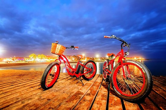 Visite guidée tout terrain en vélo de...