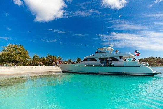 Power 360 Catamaran Cruise Antigua ...
