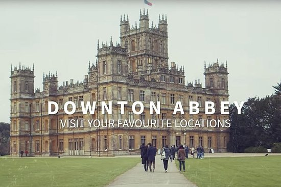 Luksus Downton Abbey Experience med...