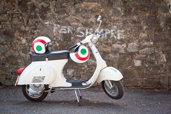 Florence Vespa-tour: Toscaanse ...