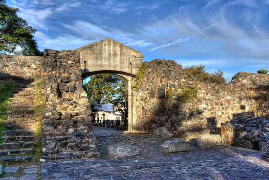 Guided Day Trip to Colonia del...