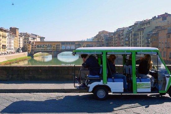 Tour Durch Florenz Im Elektrowagen