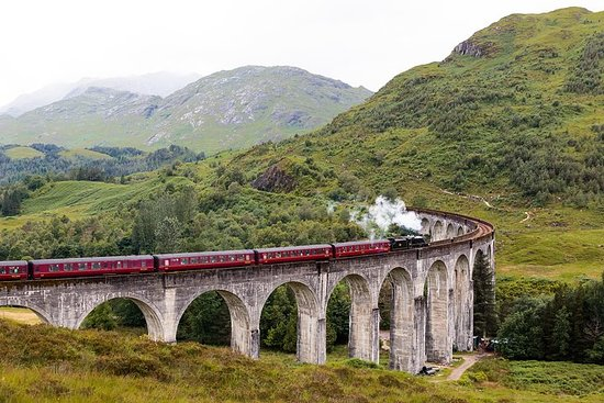 Hogwarts Express and the Scenic...