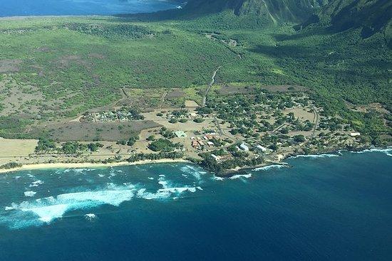 Foto de Molokai Topside Explorer, recorrido aéreo y terrestre desde Maui
