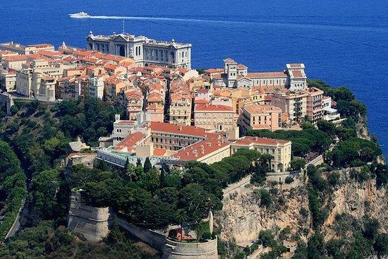 Cannes Shore Excursion: Eze, Mónaco y...