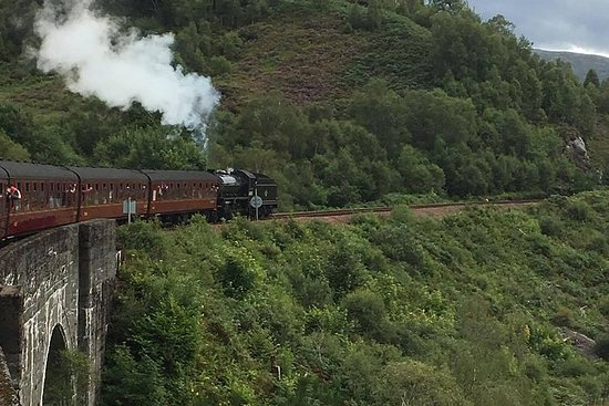 1 day Jacobite Steam Train trip from Inverness