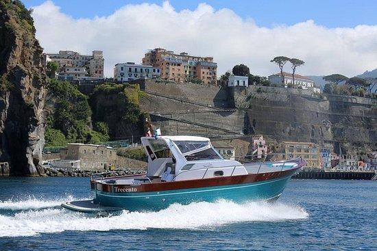 索倫托,波西塔諾或那不勒斯的卡普里私人遊船之旅 - Gozzo Jeranto...