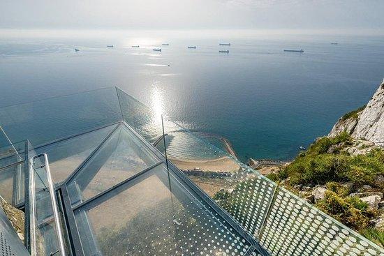 Visite du Gibraltar Inside Out Skywalk et du pont suspendu 1h45 de 1...