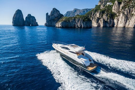 Capri Private Boat Tour from Sorrento...