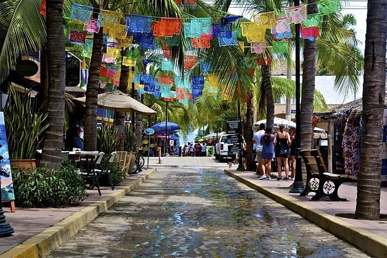 Sayulita Beach Day Trip from Puerto...