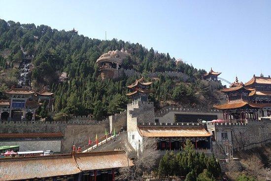 Hopp over Mountain Bus Waiting: Privat Mianshan Day Tour fra Taiyuan