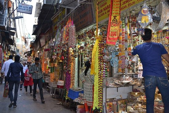Ảnh về Old Delhi Markets and Temples Tour