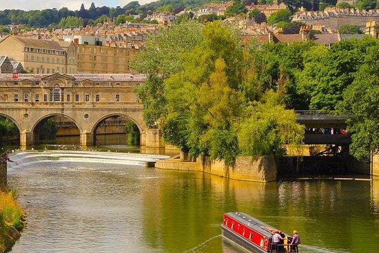 Liten gruppe tur til Bath, Lacock og...