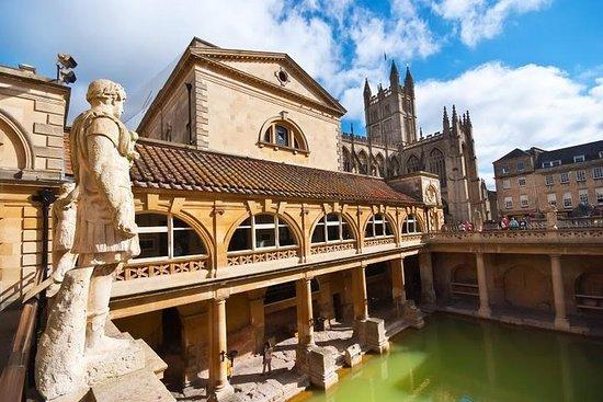 Liten gruppe tur til Stonehenge, Bath...