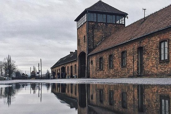 Recorrido guiado por Auschwitz y...