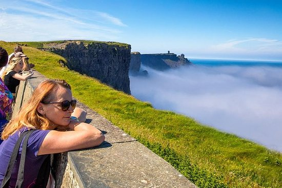 Cliffs Of Moher Premium Tour from...