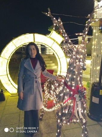 Υπέροχο βράδυ Χριστουγέννων