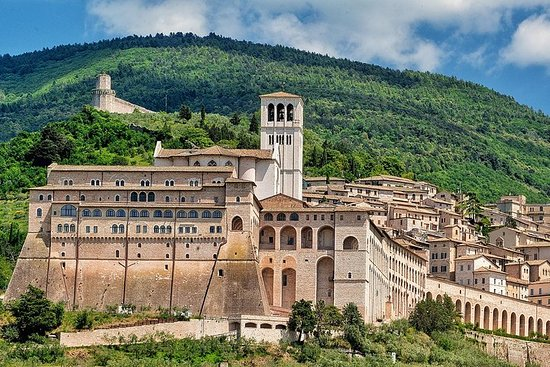 Assisi von Rom - Private Tour