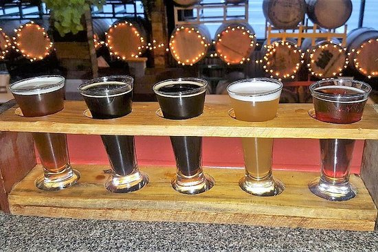 Tour della Oregon Coast Brewery