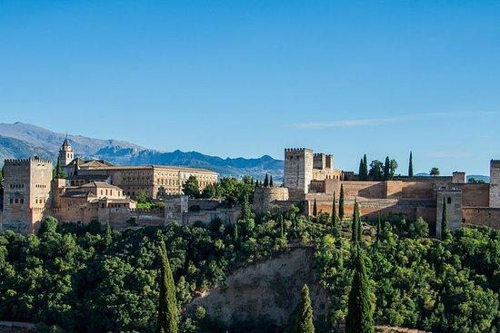 Recorrido de día completo en Granada...