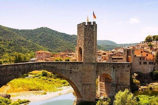 Besalú & 4 middeleeuwse steden Tour ...