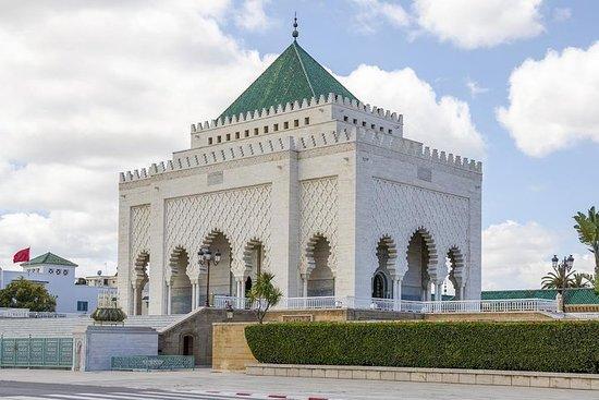 Rabat dagstur fra Casablanca