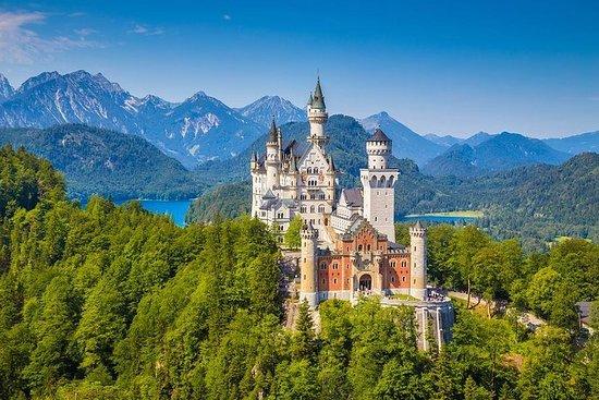 Neuschwanstein and Linderhof Castle...