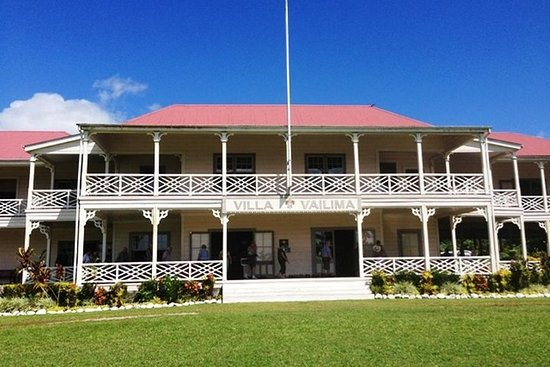 Halvdags sightseeing og historie Tour of Apia Township & Surrounds