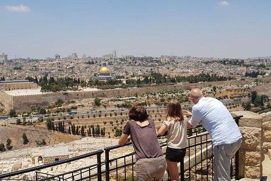 Excursión privada de un día a Jerusalén...