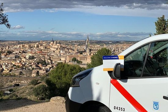 Privé dagtocht van Madrid naar Toledo