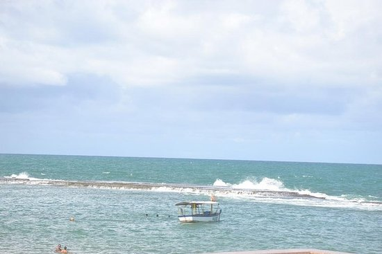 Full-Day Beach Hopping Tour fra Salvador da Bahia, Brasil