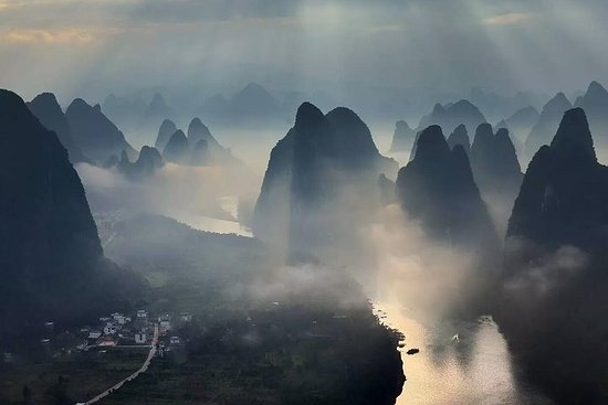 Tour privado de 1 día a Yangshuo