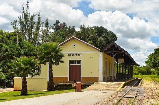 De Tiradentes - Trem para São João Del Rei