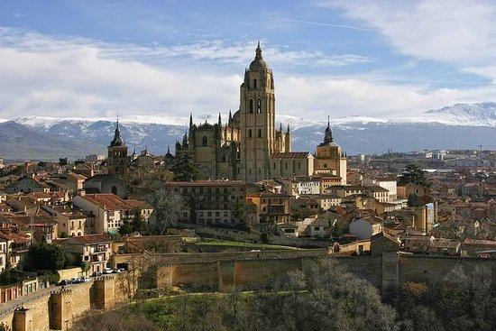 Dagtrip naar de oude stad Segovia en ...