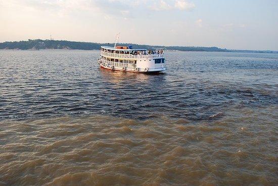 Boottocht over de Rio Negro naar de ...