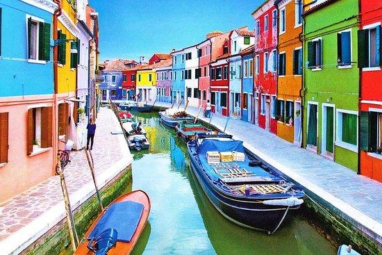 Murano, Burano and Torcello Half-Day...