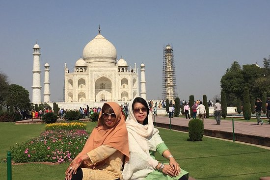 Private Trip Taj Mahal And Agra Fort By...