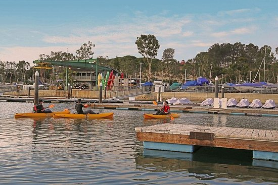 Dana Point: Kayaking and Hiking Adventure