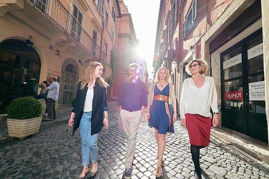 Caravaggio羅馬的專家帶領私人之旅
