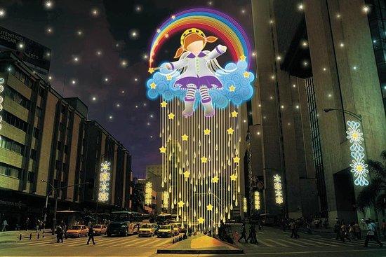 Combo Tour: luces navideñas y...