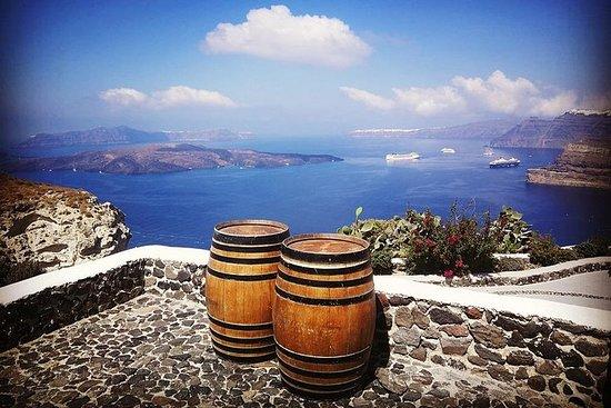 Visite romantique de Santorin