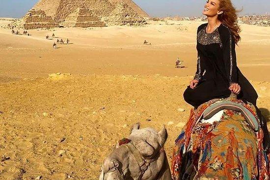 吉薩金字塔旅游從cairo / giza酒店或開羅機場接機