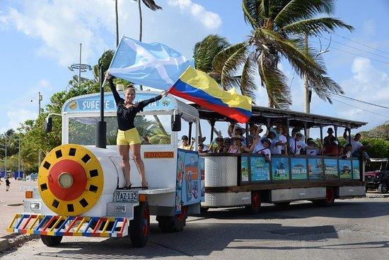 Tour por la Isla de San Andrés en...