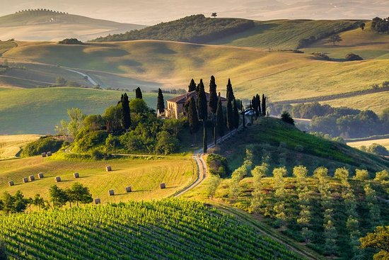 Escapada de un día a Pisa, Siena y...